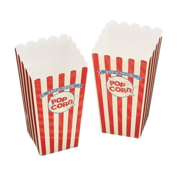 Sada 6 kelímků na popcorn Kitchen Craft Stateside