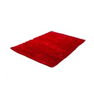 Červený koberec Cotex Flush, 70 x 140 cm