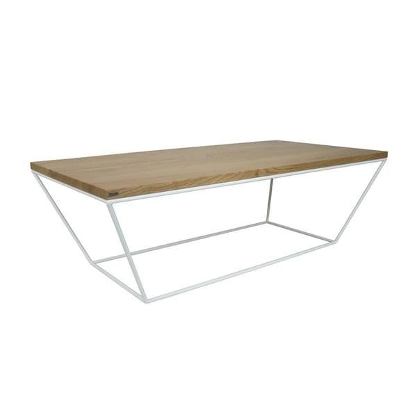 Konferenční stůl Albino White