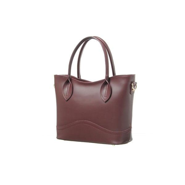 Kožená kabelka Yes Brown