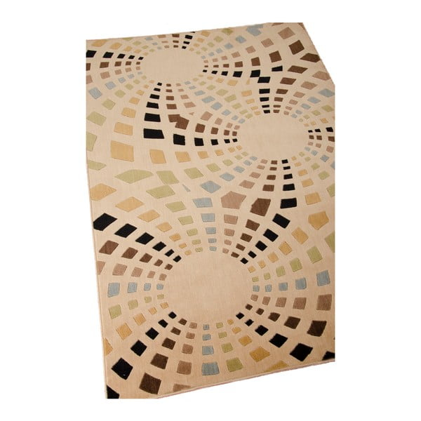 Covor Nourtex Modesto Mondrian Panase, 178 x 117 cm