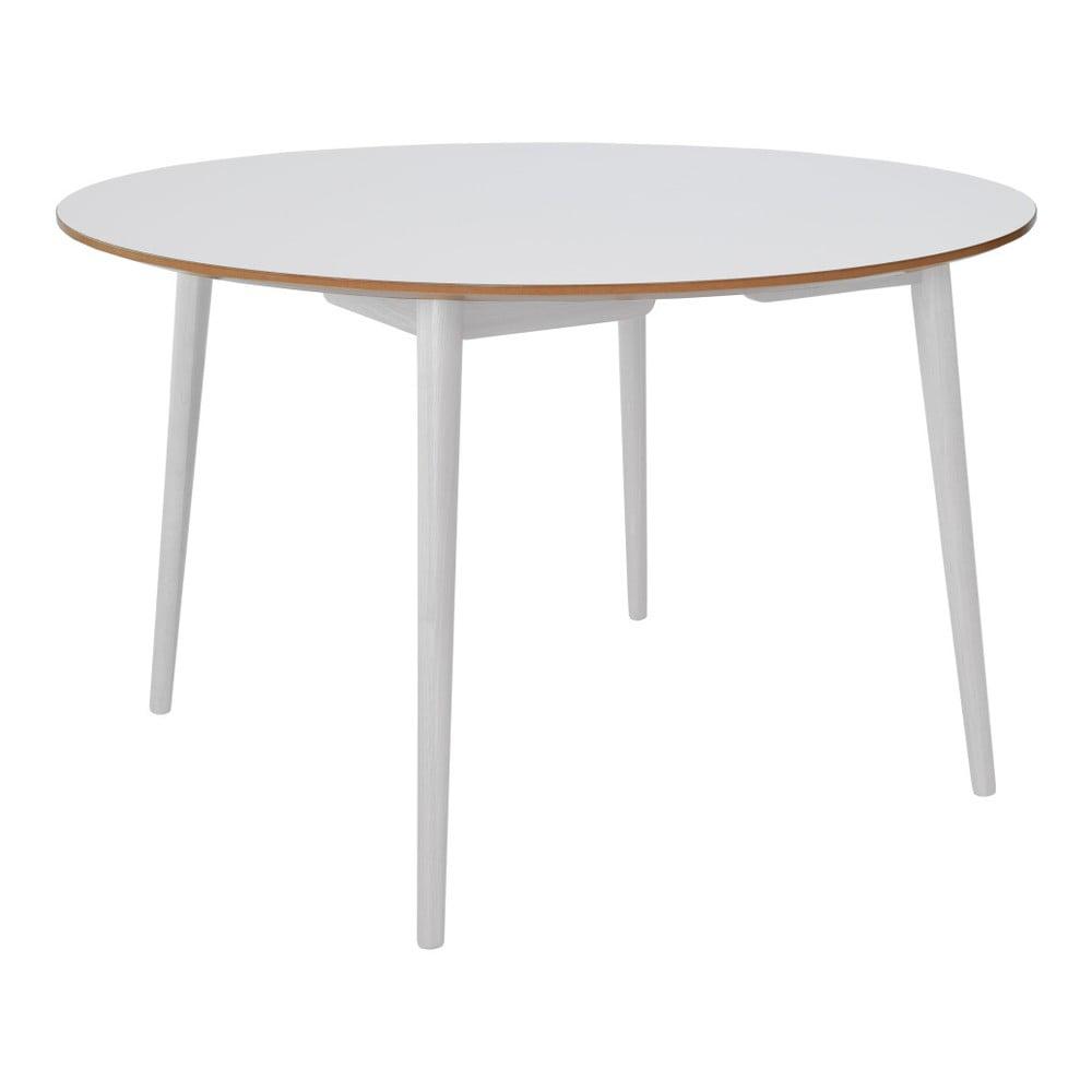Bílý jídelní stůl RGE Perstorp