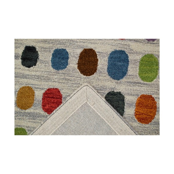 Ručně tuftovaný koberec Bakero Wimbledon, 170x240cm