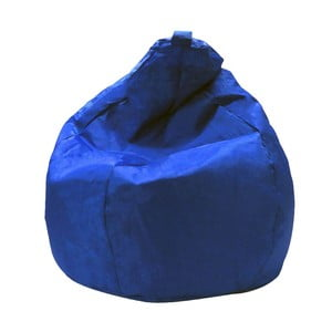 Modrý sedací vak 13Casa Droplet