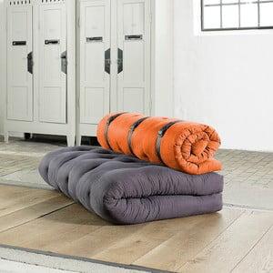 Variabilní pohovka Karup Buckle Up Gray/Orange