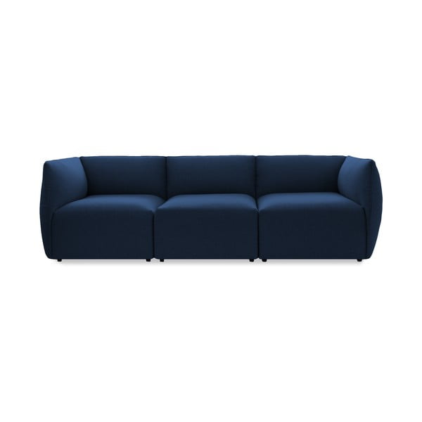Sofa trzyosobowa VIVONITA Cube Dark Blue