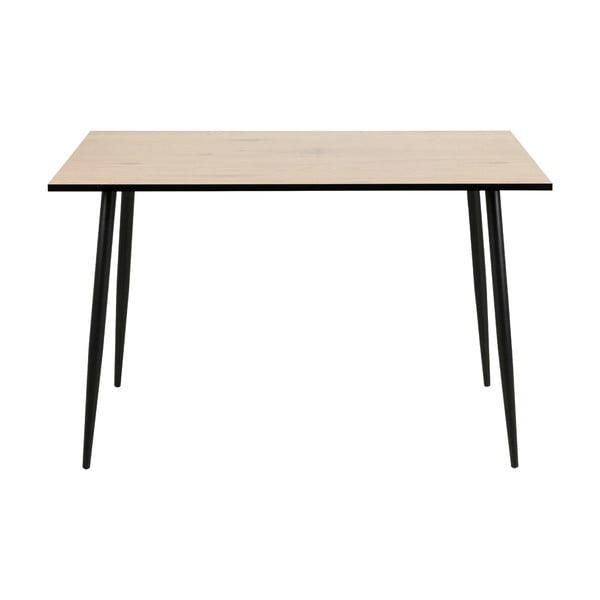 Jedálenský stôl Actona Wilma, 120×80 cm