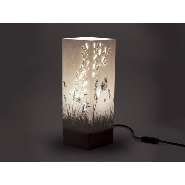 Stolní lampa Butterflies
