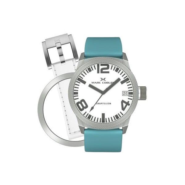 Dámské hodinky Marc Coblen s páskem a kroužkem navíc P11