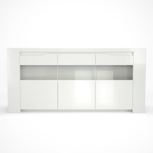 Biała szafka Artemob Orlando