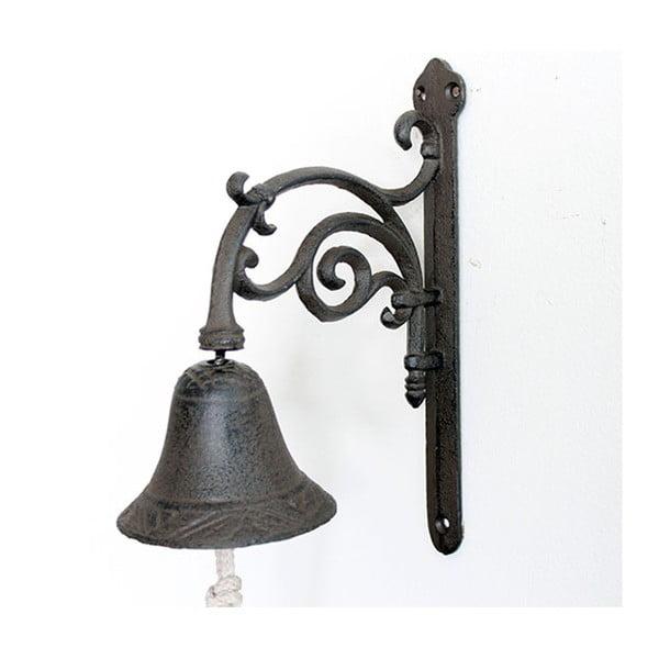 Nástenný liatinový zvonček Dakls Bell