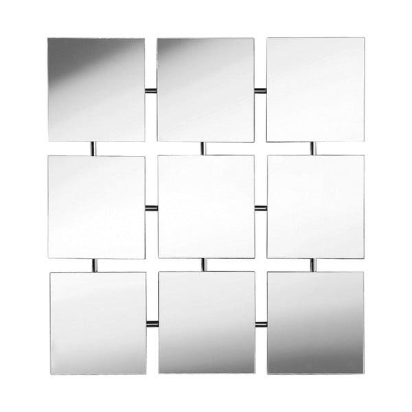Zrcadlo Nine Squares, 50x50 cm