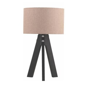 Stolní lampa s černými nohami Masivworks Tripod