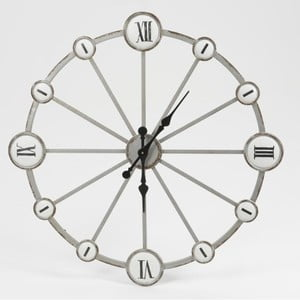 Nástěnné hodiny Country Clock
