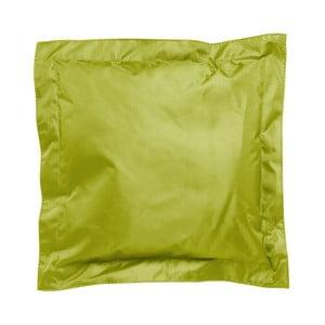 Zelený venkovní polštářek Sunvibes, 45 x 45 cm