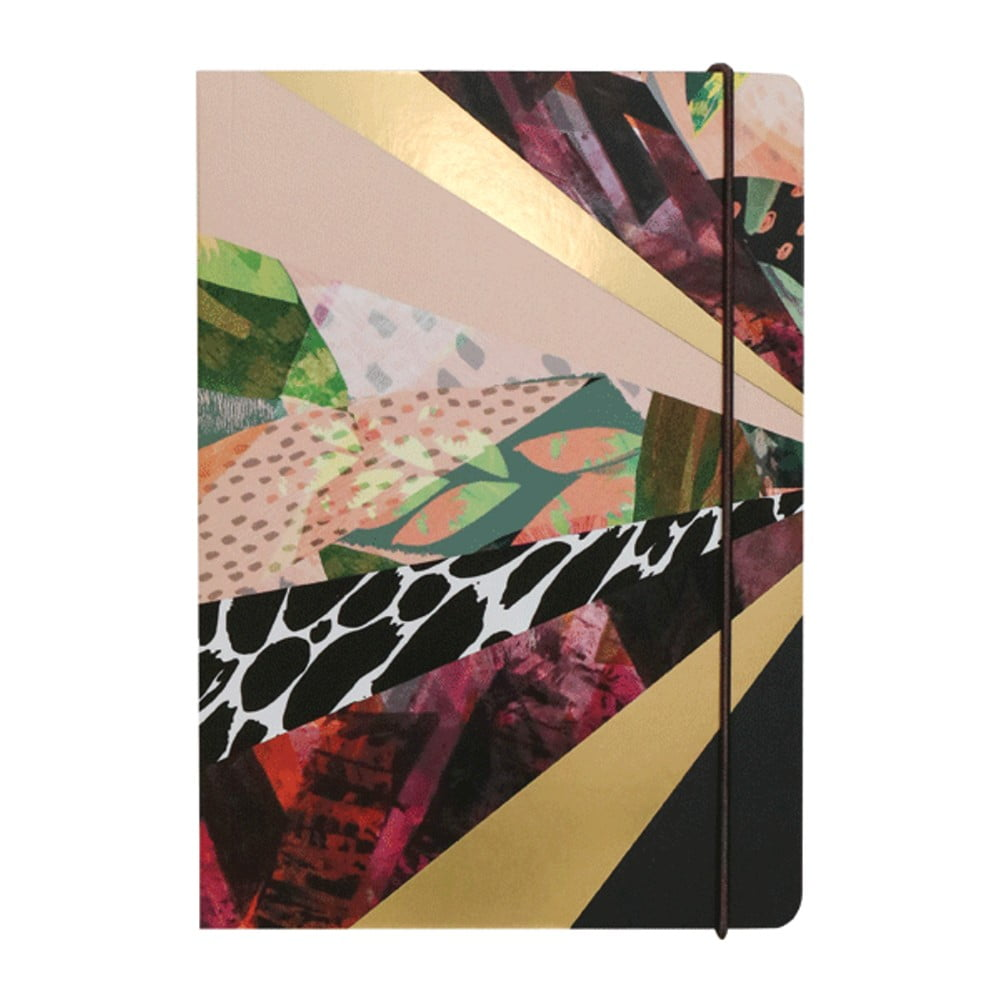 Zápisník A5 Portico Designs Kaleidoscope, 160stránek