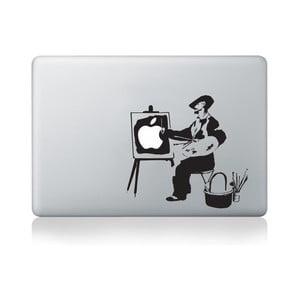 Samolepka na notebook Artist by Banksy