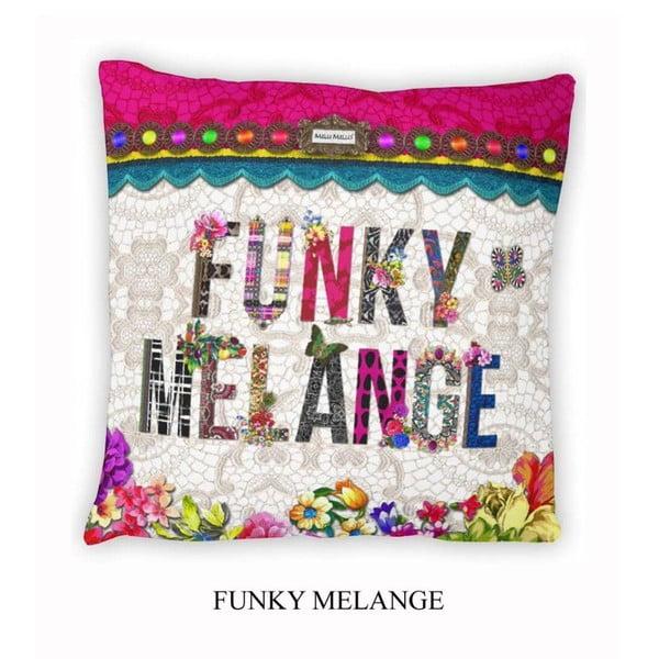 Povlečení na jednolůžko Melli Mello Funky Melange,140x200cm