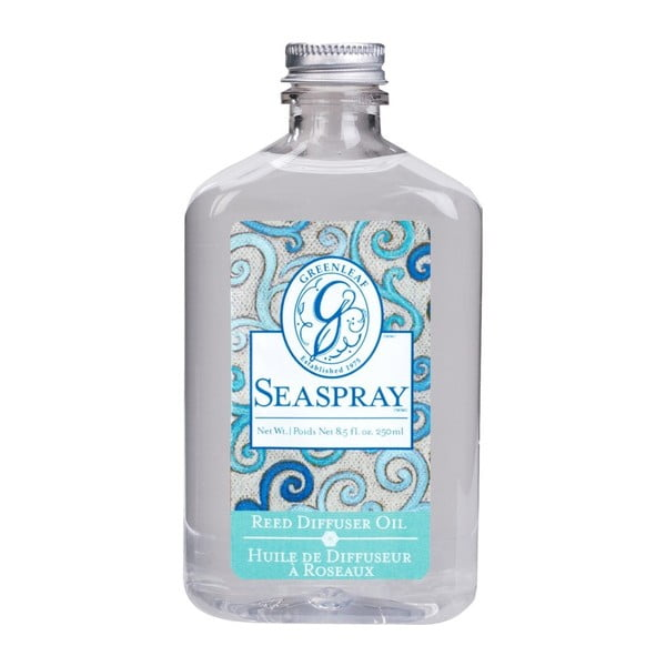 Vonný olej do difuzérů Greenleaf Seaspray, 250 ml