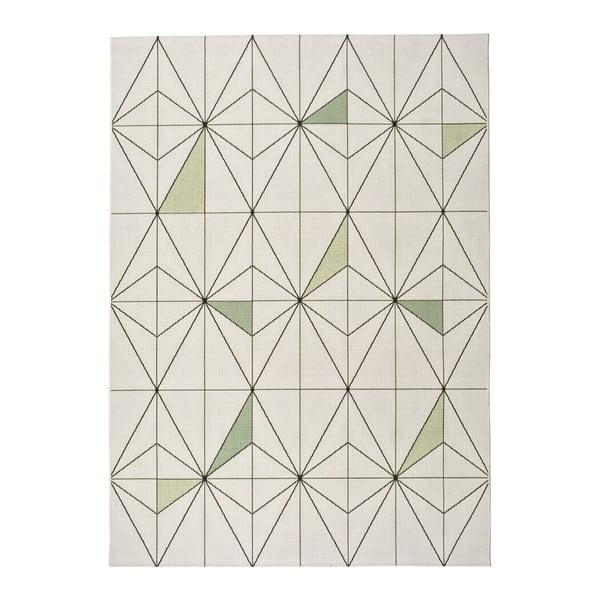 Bílý kberec Universal Slate Blanco, 120x170cm