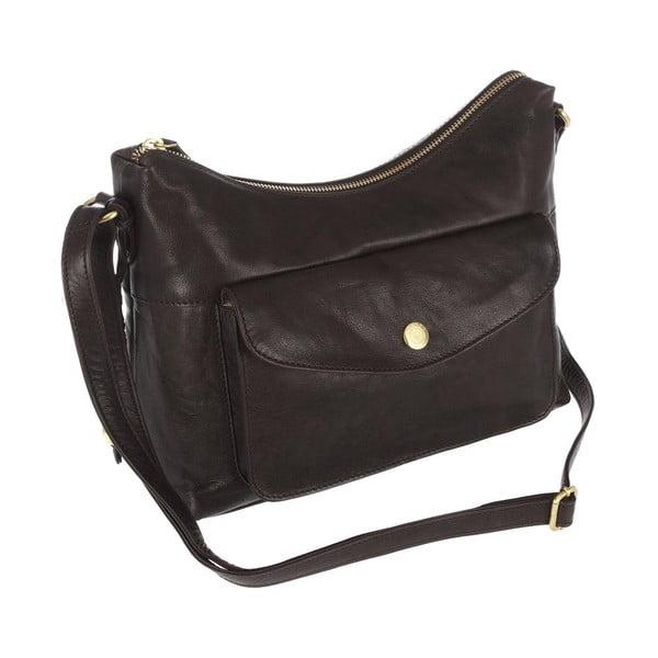 Dámská kožená taška Angel Brown