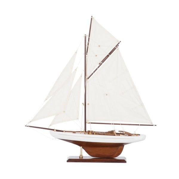 Dekorativní loď Sail Boat, 55 cm