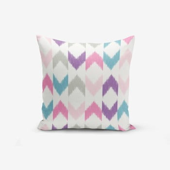 Față de pernă Minimalist Cushion Covers Zigzaglar, 45x45cm de la Minimalist Cushion Covers