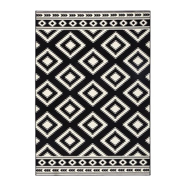 Covor Hanse Home Gloria Ethno, 120x170cm, negru