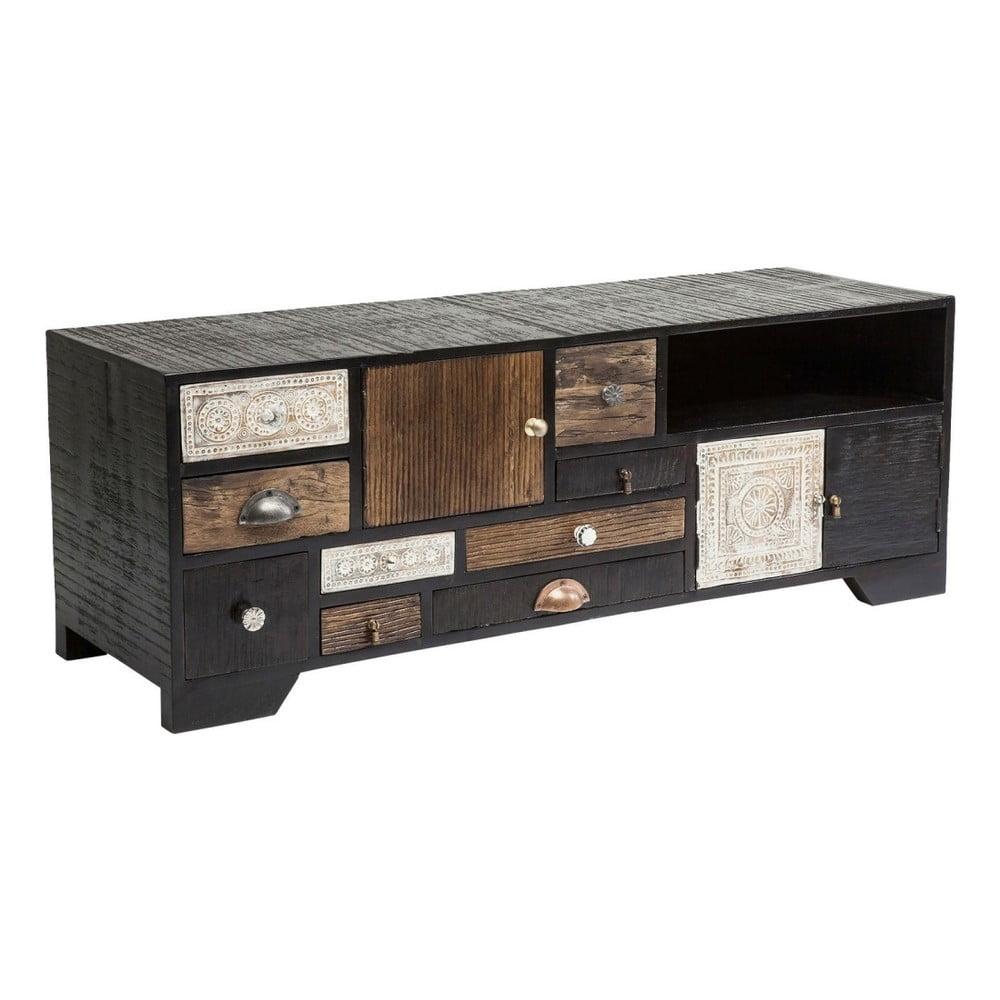 TV komoda s 9 zásuvkami Kare Design Finca