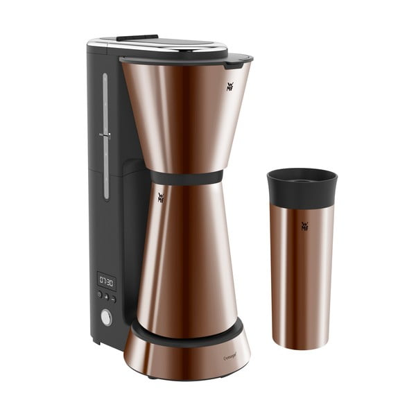 Aparat de cafea cu filtru WMF Aroma KITCHENMINI, alămiu