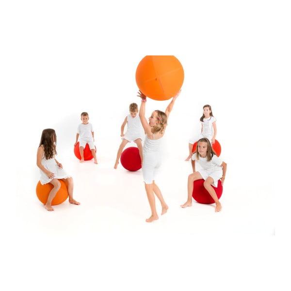 Dětský sedací míč Ball Single Lime Punch, 45 cm