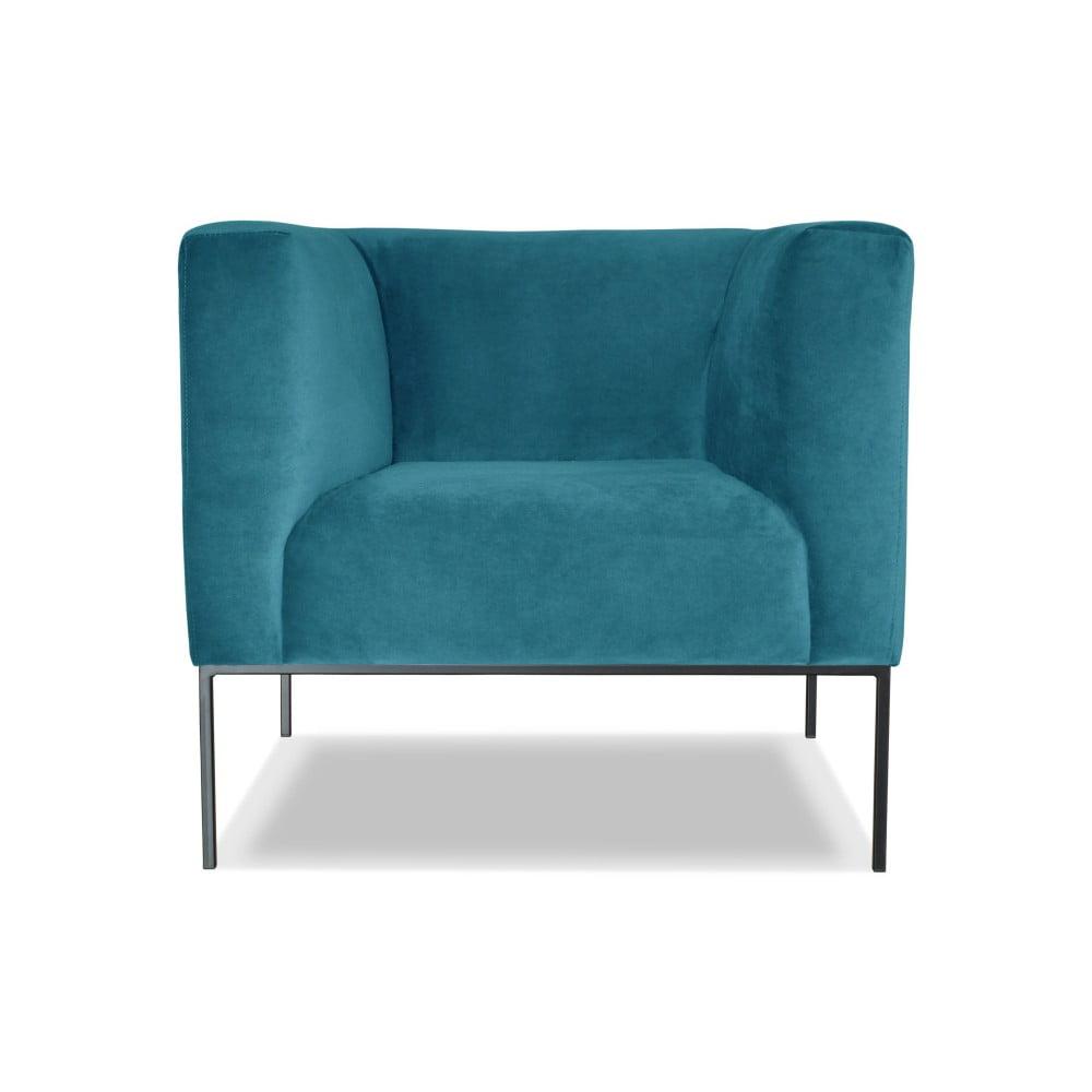 Tyrkysové křeslo Windsor & Co. Sofas Neptune