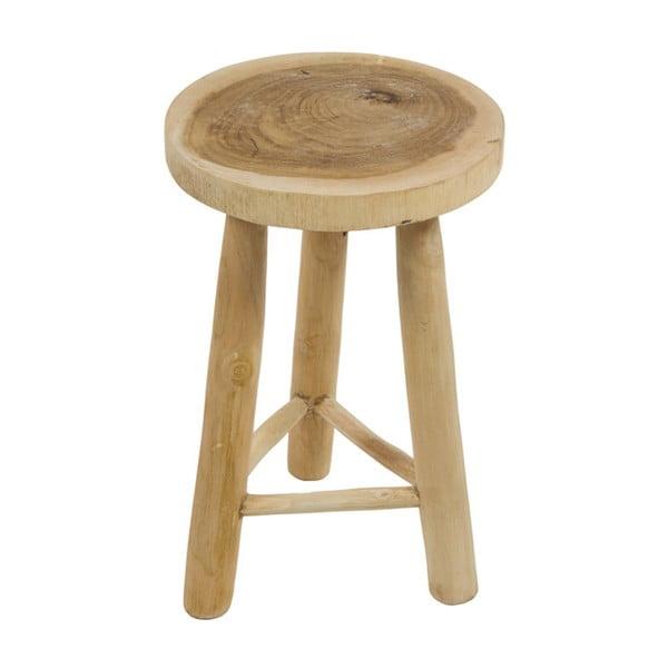Stolička ze dřeva kaučukovníku Santiago Pons Roan