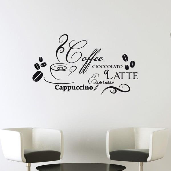 Autocolant Ambiance Design Coffee