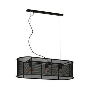 Černé závěsné svítidlo Hector Hanging