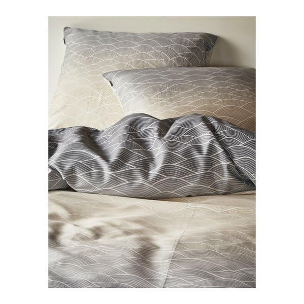Povlečení Esprit Evan šedé, 240x220 cm