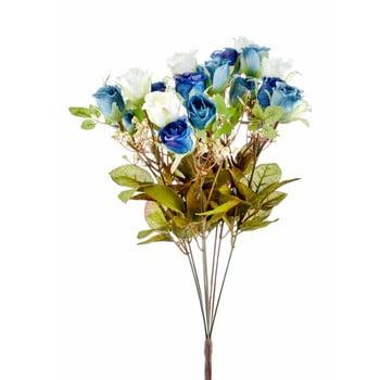 Buchet flori artificiale The Mia Fiorina, albastru de la The Mia