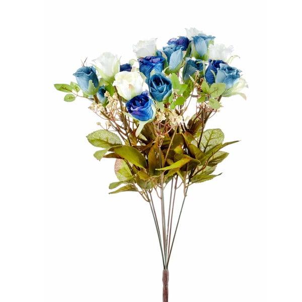Pugét umělých modrých růží The Mia Fiorina