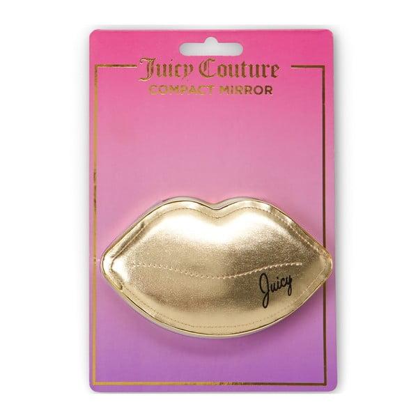 Juicy Couture ajak alakú kozmetikai tükör - Tri-Coastal Design