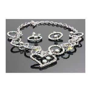 Set Swarovski Elements Full of Hearts