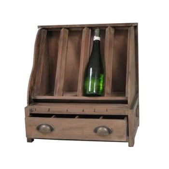 Suport lemn pentru vin Antic Line Wooden de la Antic Line