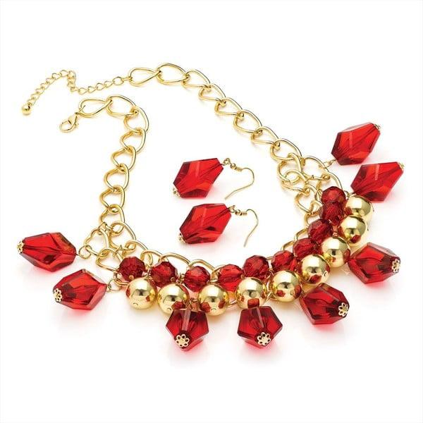 Set náhrdelník a náušnice Abbie