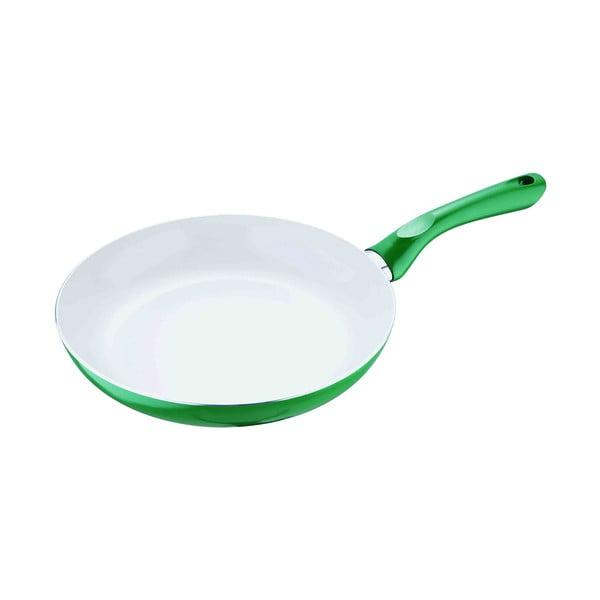 Pánev Burberry 24 cm, zelená