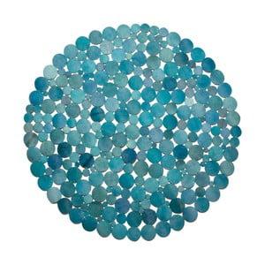 Koberec Cotex Palazzo Blue Mix, ø 110 cm