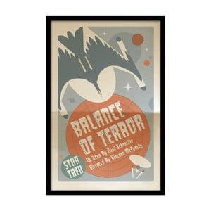 Plakát Balance of Terror, 35x30 cm