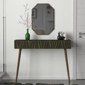 Set konzolového stolu sezrcadlem Forest