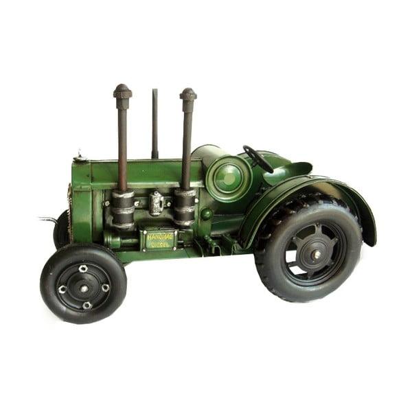 Retro model Zelený traktor 1938