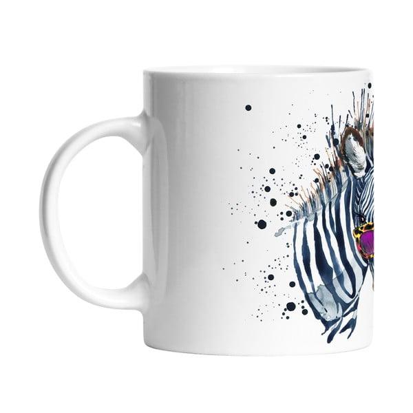 Hrnek Butter Kings Cool Zebra, 330 ml