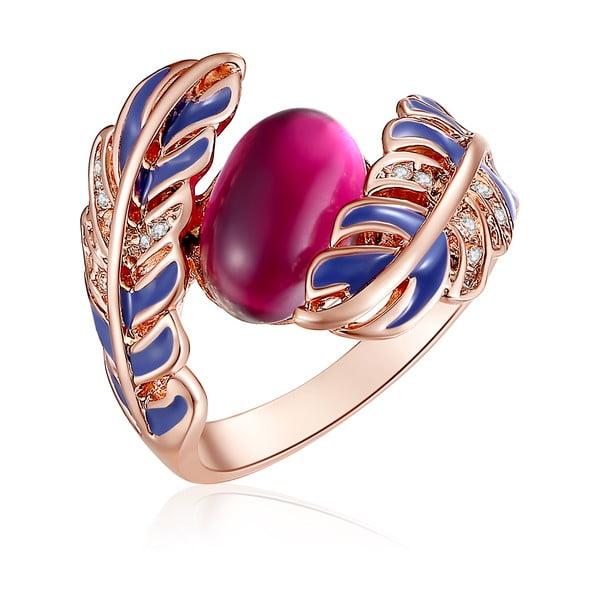 Prsten s krystaly Swarovski Lilly & Chloe Josée, vel. 54
