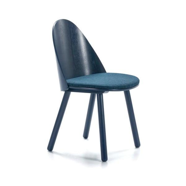 Modrá stolička Teulat Uma